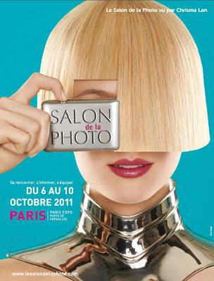 affiche salon de la photo 2011 - Salon de la photo 2011