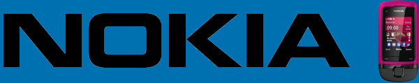 bandeau Nokia C2 05 - Nokia C2-05 à 79€