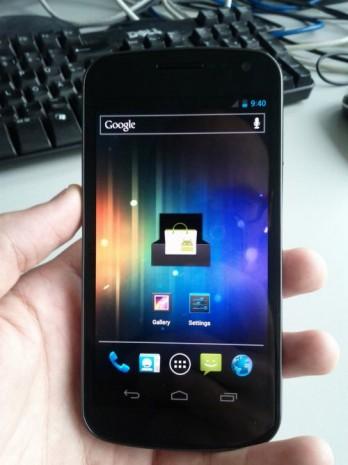 nexus prime 1 - Nexus Prime (Photos et Vidéo)