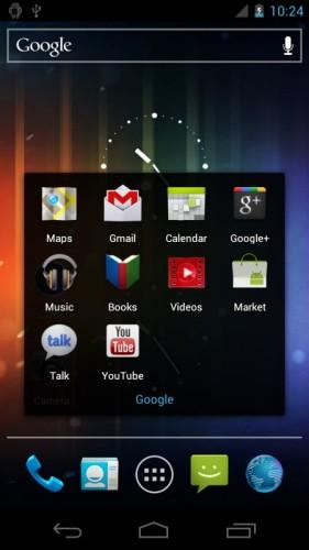 nexus prime 3 - Nexus Prime (Photos et Vidéo)