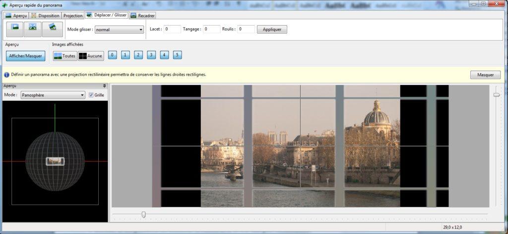 3 1024x473 - Hugin : la création de panoramique facile et gratuit