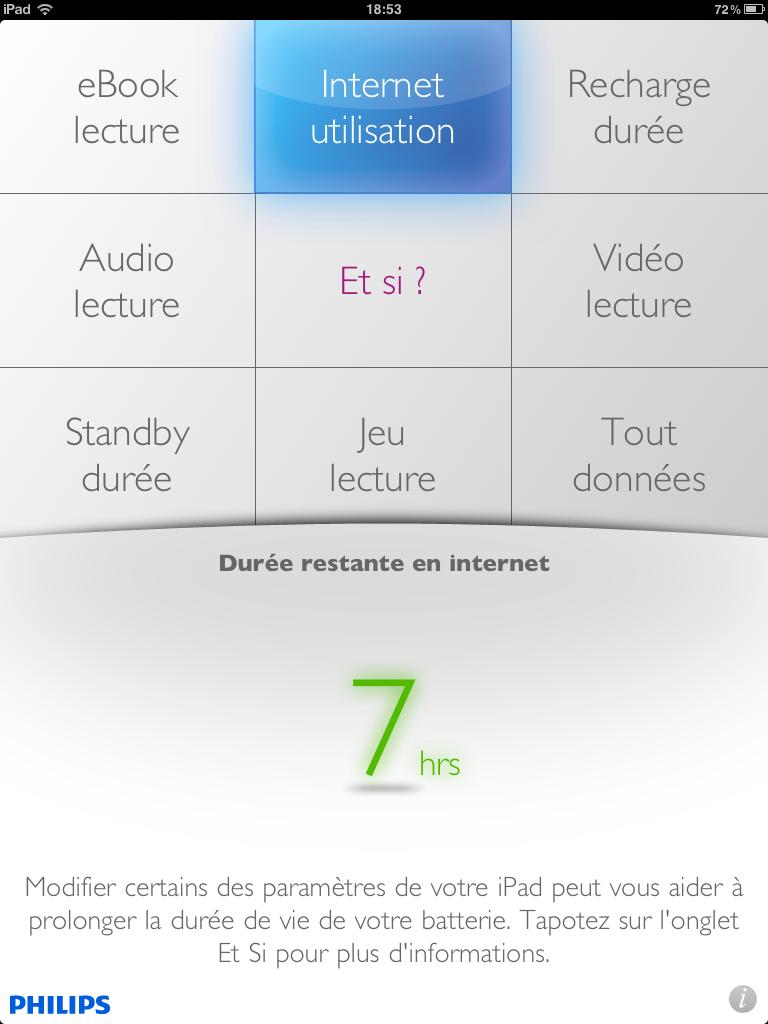 IMG 00101 - BatterySense - Utilisation de la batterie pour votre iPhone/iPod/iPad