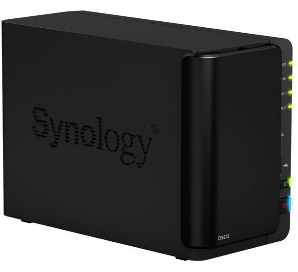 Synology DS212 - DiskStation DS212+ et DS212 débarquent !