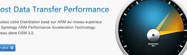 performance synology 370x110 - Synology augmente les perf de votre NAS