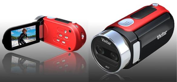 vivitar dvr 790hd - Filmez en 3D pour moins de 100$