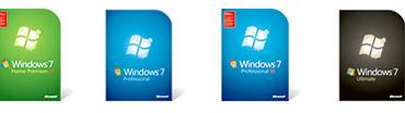 windows 7 boites 370x104 - Seven dépasse XP pour la première fois