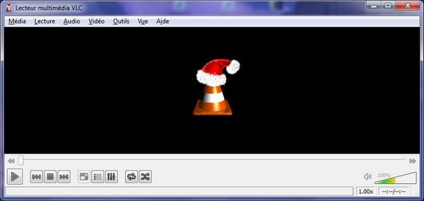 Lecteur multimedia VLC - VLC Media Player se met à jour...