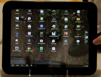 hp touchpad cyanogenmod beta - Android 4.0 sur TouchPad ?