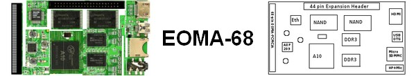 EOMA 68 - Rhombus-Tech propose un ordinateur pour 15$