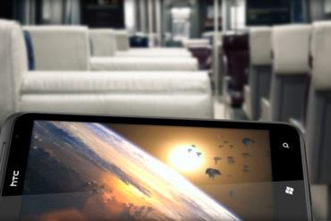 HTC Titan Train 370x247 - HTC Titan, folie de la grandeur ou mobile ultime ?
