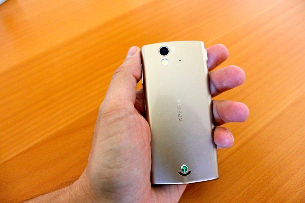 IMG 4462 1024x682 - XPERIA Ray - Le mini smartphone