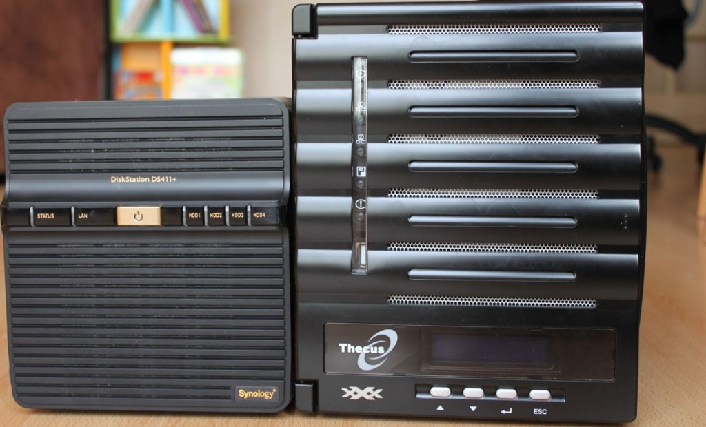 Thecus Synology