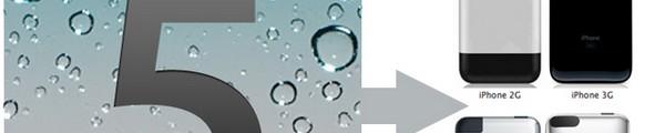 bandeau ios5 iphone ipod - Donne un coup de jeune à ton iPhone