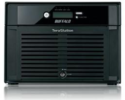 buffalo teraStation - Buffalo Technology et Trend Micro s'associent...
