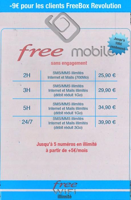 free mobile - Offre mobile de Free, c'est pour demain