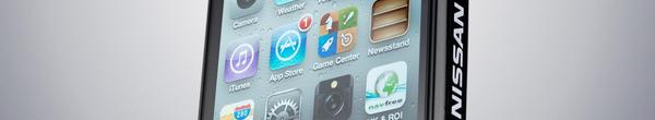 nissan iphone - Une coque auto-cicatrisante pour iPhone