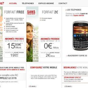 offres free mobile 293x293 - Free Mobile, quelques ratées
