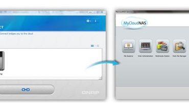 MyCloudNas 370x207 - QNAP met à jour son firmware en version 3.6