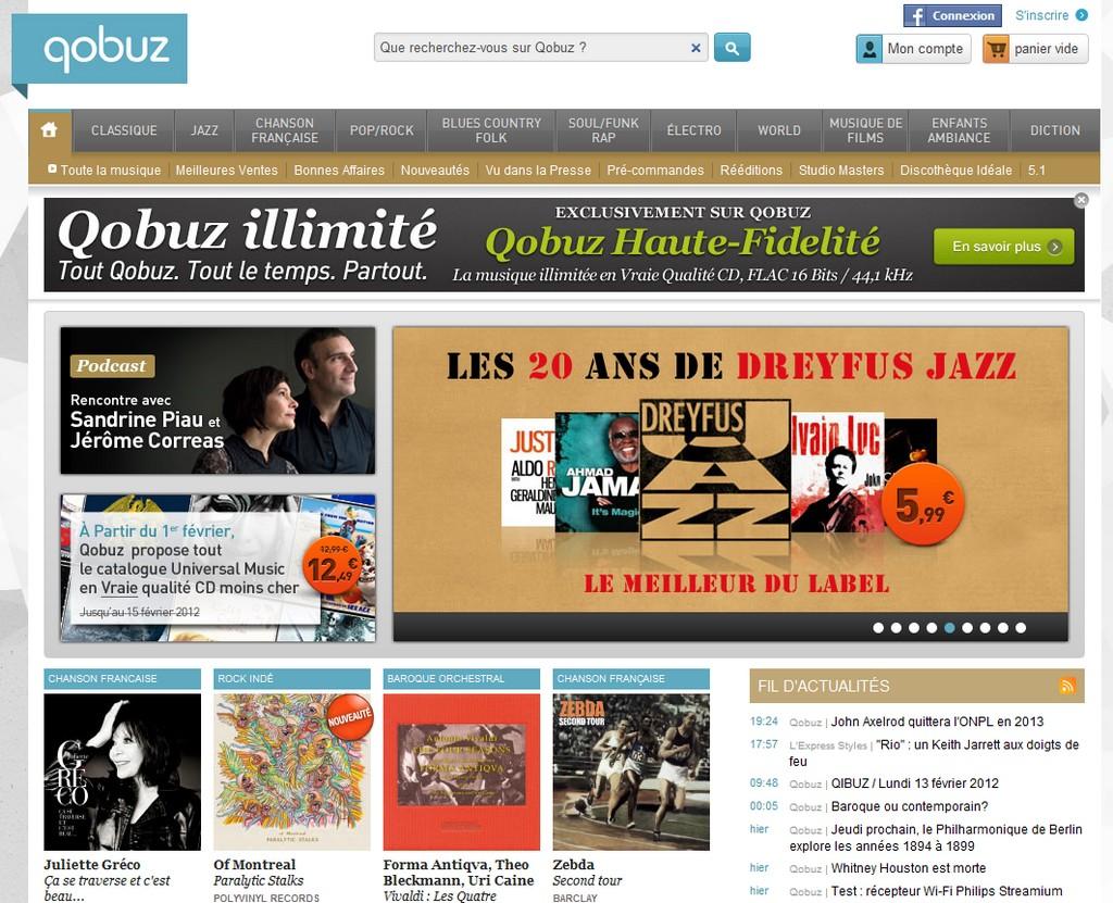 Qobuz - Qobuz se met au 5.1
