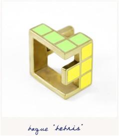 bague tetris - 12 idées cadeaux pour la Saint-Valentin