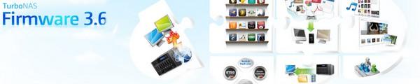 qnapTurboNas 36 - QNAP met à jour son firmware en version 3.6