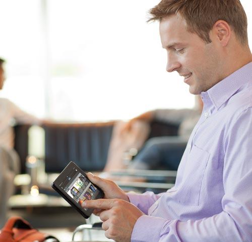 Kindle Fire - Google Nexus Tab arrive en mai