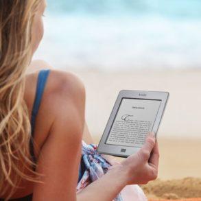 Kindle plage 293x293 - Test Kindle