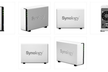 Synology DS112 370x247 - Synology annonce le DS112