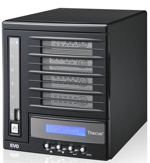 Thecus N4100 EVO - Thecus veut changer la donne