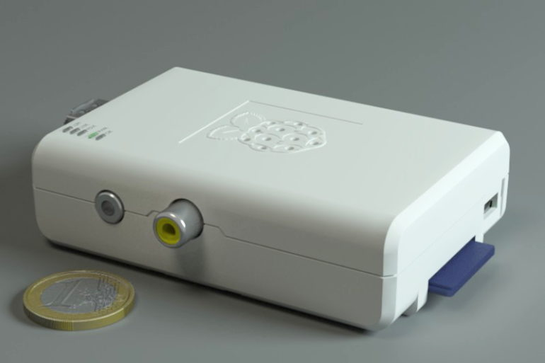 boitier raspberry 770x513 - Un boitier pour le Raspberry Pi
