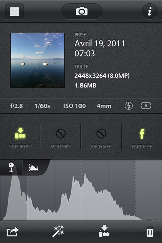 camera awesome informations - Camera Awesome
