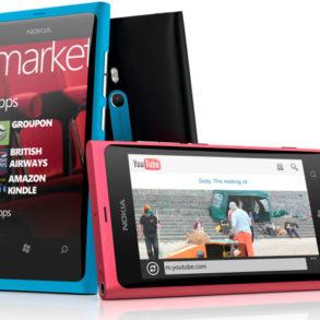 nokia lumia 800 293x293 - Nokia Lumia 800 - Autonomie x3