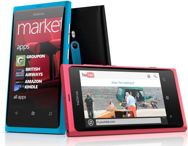 nokia lumia 800 - Nokia Lumia 800 - Autonomie x3