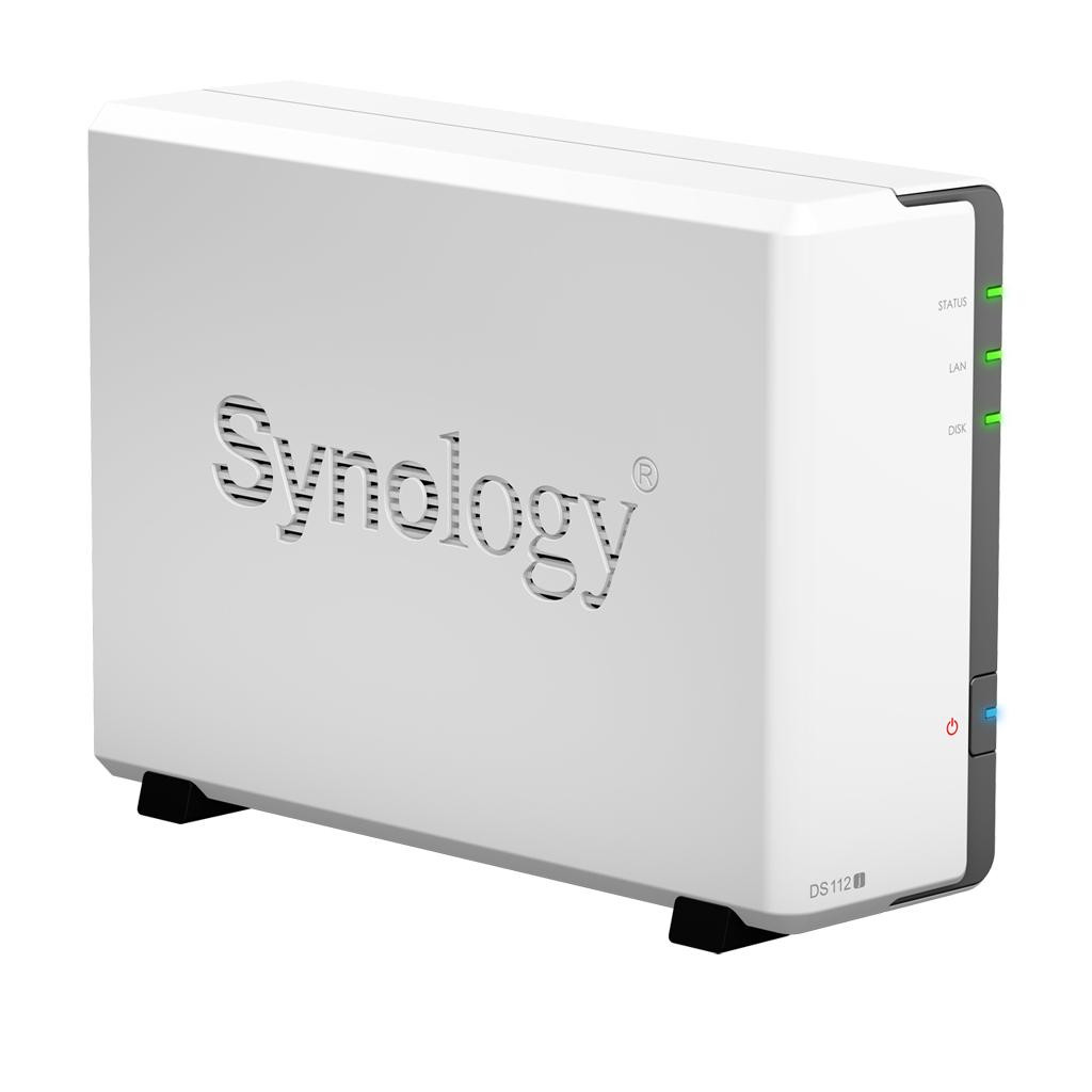 synology ds112j - Synology dévoile le DS112j
