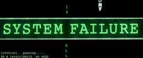 system failure 293x119 - Problème de fabrication du Raspberry Pi