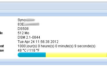 DS508 1000 jours uptime 370x231 - NAS : les 1001 nuits