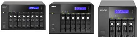QNAP TS X69 pro - QNAP a lancé sa gamme TS-x69 Pro