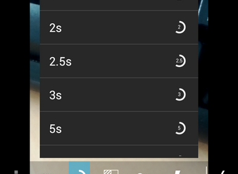 Screenshot TimeLapse Android 338x247 - Time-lapse avec Android 4