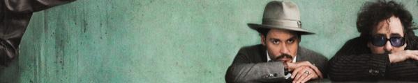 Tim Burton Johnny Depp - Coffret vidéo Tim Burton, le 25 avril