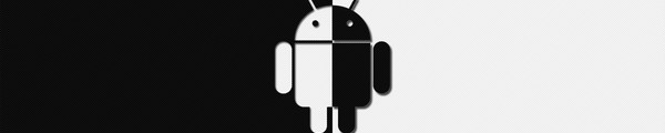 black white android - Time-lapse avec Android 4