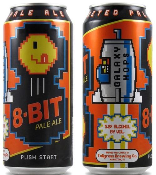 boisson 8 bit - Quelques images du Net...