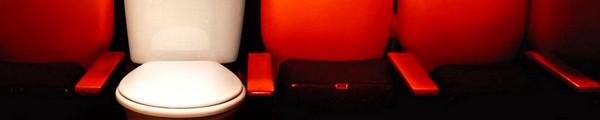 cinema toilette - Génération Y et projet X