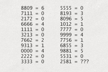 probleme maternelle 370x247 - Un enfant résout ce problème 10 fois plus vite qu'un adulte...