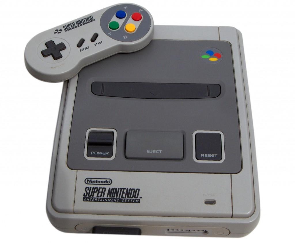 snes 1024x857 - La Super Nintendo souffle ses 20 bougies