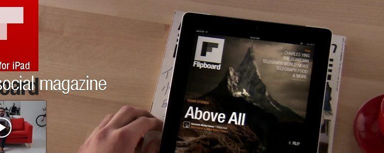 Flipboard 770x307 - Flipboard pour Android enfin disponible