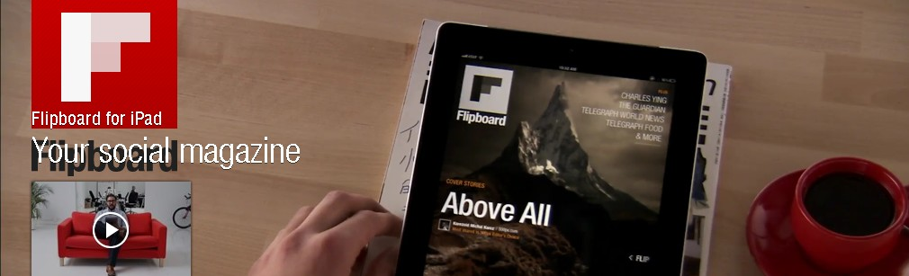 Flipboard - Flipboard pour Android enfin disponible