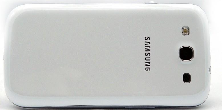 Galaxy S3 blanc dos
