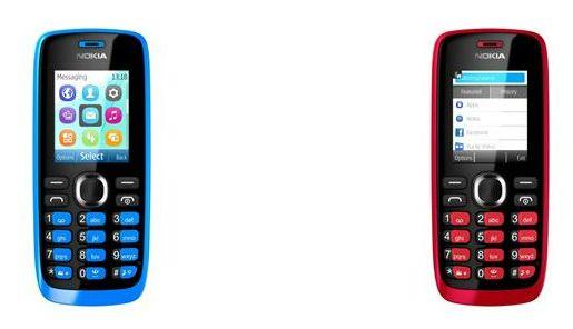 Nokia 112 Nokia 113 - Nokia 112 et Nokia 113 débarque
