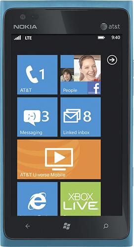 Nokia Lumia 900 - Lumia 900 est le meilleur smartphone selon Siri