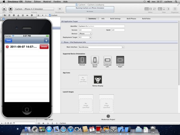 VMware Xcode 4 - VMware – Mac OS X Lion sur votre PC (Windows)
